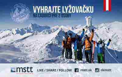 Vyhrajte lyžovačku v Alpách !
