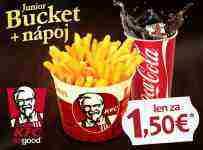 Vyhrajte zľavové kupóny do KFC