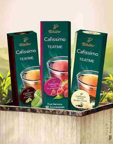 Súťaž Tchibo Cafissimo Teatime