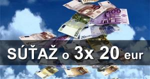 Súťaž o 3x 20 eur s EmpireGoodgame.sk