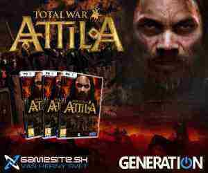 Súťaž o 3x Total WAR: Attila