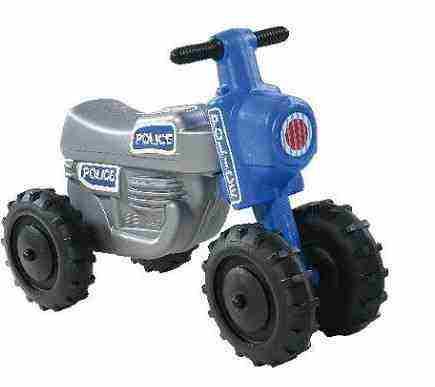 Súťaž o detské odrážadlo motocykel POLICE