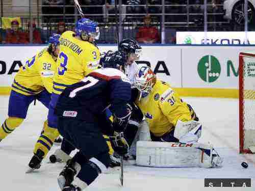 Súťaž o lístky na hokejový zápas Slovensko - Švédsko!