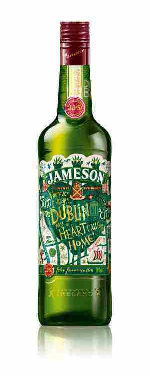 Whiskey s Dublinom v srdci