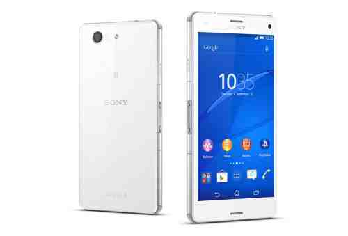 Sony Xperia™ Z3 Compact