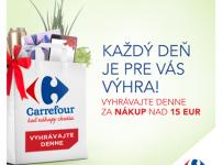 Veľká narodeninová súťaž Carrefour