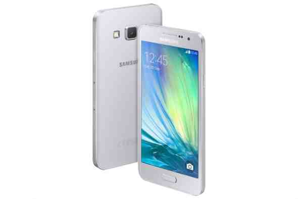 Vyhraj celokovový štýlový smartfón Samsung GALAXY A3