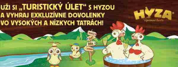 Vyhraj exkluzívnu dovolenku v Tatrách!