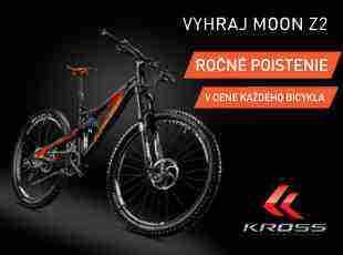 Vyhrajte bicykel Kross MOON Z2