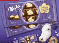 Vyhraj čokolády Milka Happy EASTER