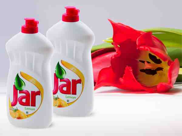 Jarná súťaž o Jar Orange&Lemongrass