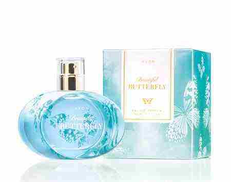 Súťaž o 2x Toaletný parfum Beautiful Butterfly