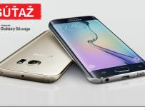 Súťaž o Samsung Galaxy S6 Edge 32GB