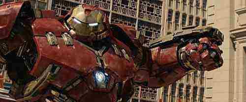 Súťaž o filmové darčeky s filmom Avengers 2 - Vek Ultrona