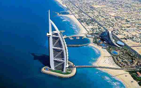Súťaž o spiatočnú letenku do Dubaja s leteckou spoločnosťou Emirates