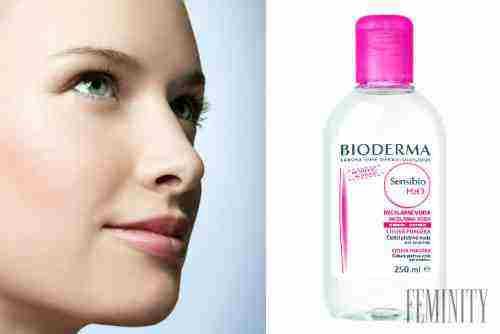 Súťažte a vyhrajte micelárnu vodu Sensibio H2O 250 ml od Biodermy