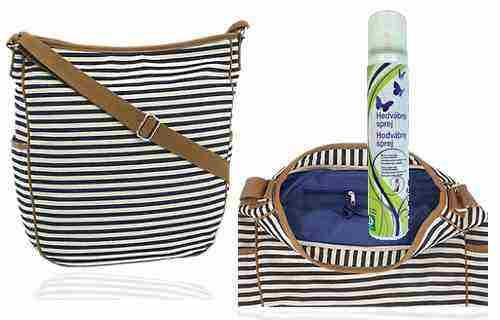 Súťažte o plážovú kabelku Deichmann Graceland a hodvábny sprej