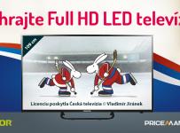 Súťažte o televízor od Sencoru a zažite hokejové majstrovstvá vo Full HD!