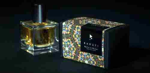 Soutěž o niche parfém Baruti