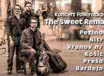 Vyhraj dva lístky na koncert THE SWEET REMAINS v Košiciach