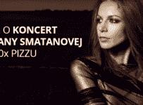 Vyhraj koncert Zuzany Smatanovej vo svojej firme!