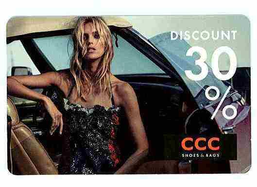 Vyhrajte 30zľavové poukazy na nákup topánok CCC