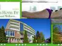 Vyhrajte s TOVED úžasný pobyt na 6 dnů Hevíz - v Spa & Wellness CE QUELLE Hotel