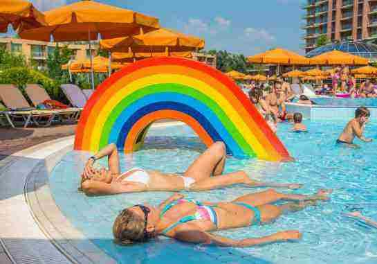Zažite relax i zábavu v maďarskom vodnom raji!