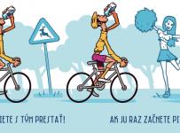 preBUDIŠ v sebe športovca? Pripravíme ťa na cyklistické preteky!