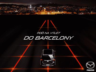 Challenge the Night v Barcelone