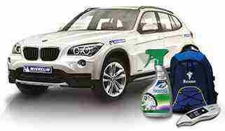 Hrajte o BMW X1