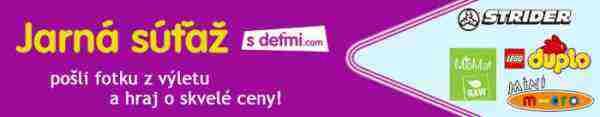 Jarná súťaž sdetmi.com