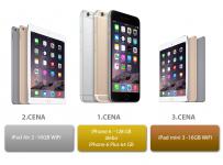 Pošli svoj príbeh a vyhraj iPhone 6, iPad Air 2 alebo iPad mini 3