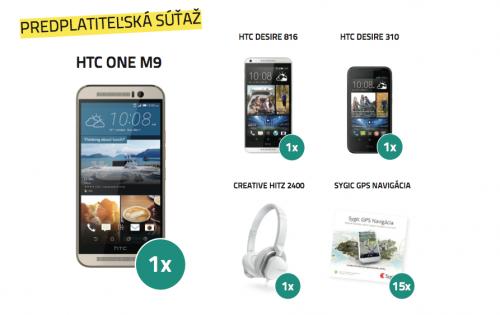 Preplatiteľská súťaž Android Magazínu