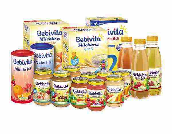Súťaž o 5 produktových balíčkov Bebivita