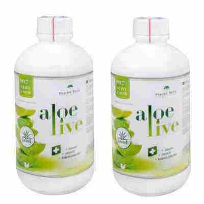 Súťaž o AloeLive