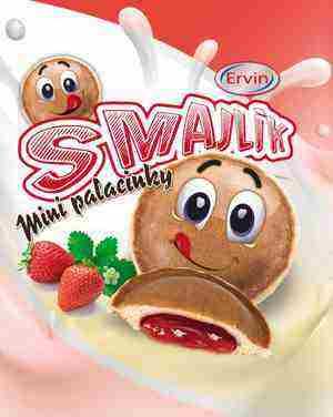 Súťaž o sladké minipalacinky Smajlík