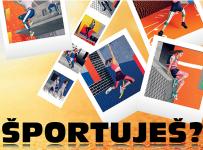 Ukáž nám v čom športuješ a vyhraj!