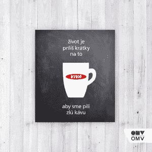 Súťaž VIVA la CAFE
