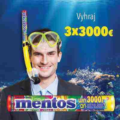 Vyhraj každý mesiac 3000 € a spústy dalších cen