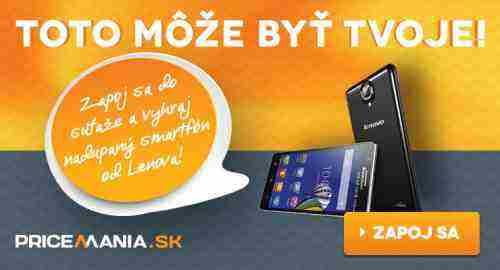 Vyhraj nadupaný smartfón Lenovo