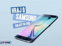 Hrajte o nový SAMSUNG Galaxy S6 edge