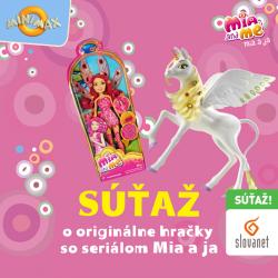 Súťaž o 2 krásne bábiky MIA