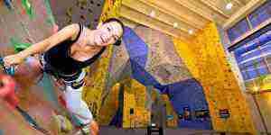 Súťaž o 3 kurzy lezenia na lezeckej stene
