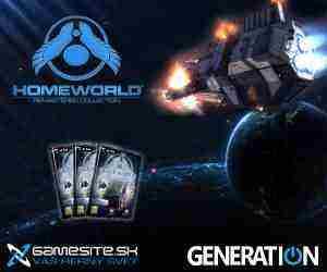 Súťaž o 3x PC Homeworld Remastered Collection