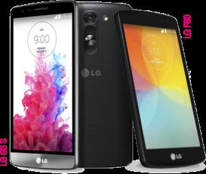 Súťaž o 4G smartfóny LG