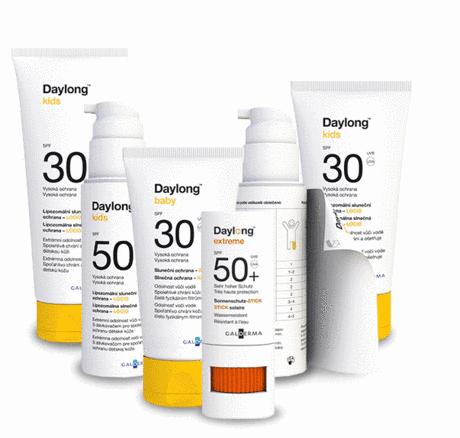 Súťaž o balíček slnečnej ochrany Daylong