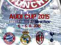 Súťaž o zájazd na AUDI CUP 2015