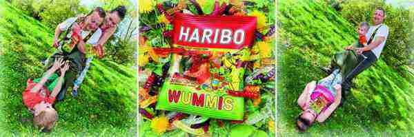 Súťažte o poriadnu návnadu HARIBO Wummis