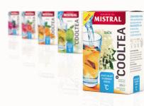Súťažte o sadu čajov Mistral COOLTEA